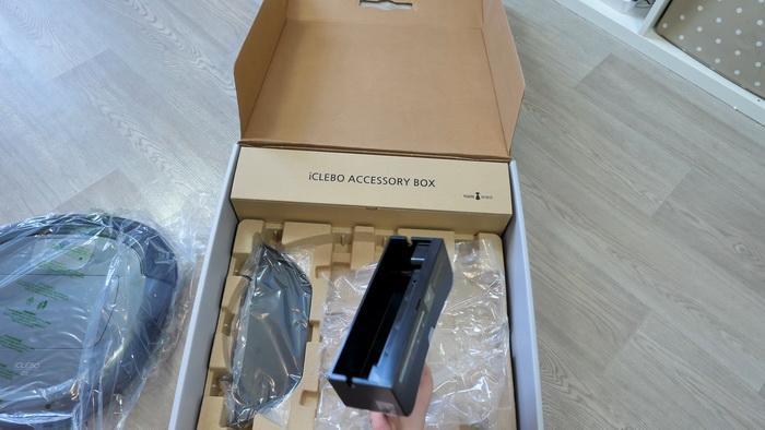 Видео iCLEBO O5 Wifi (YCR-M07-20W)