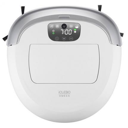 iCLEBO Omega White (YCR-M07-20)