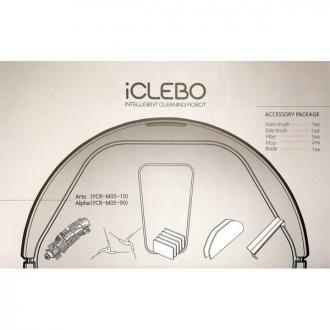 Набор аксессуаров для iCLEBO A3 и Arte